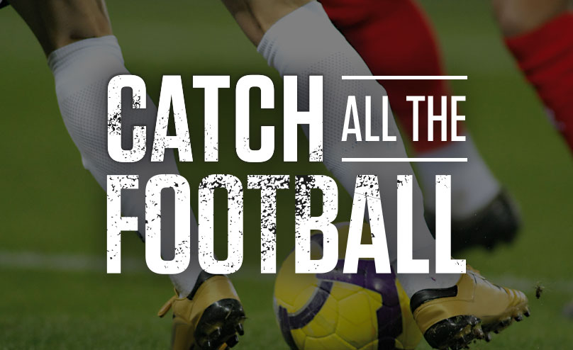Watch Football at The Bull