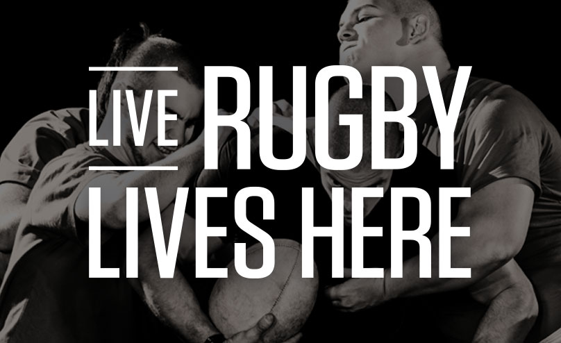 Watch Rugby at The Bull
