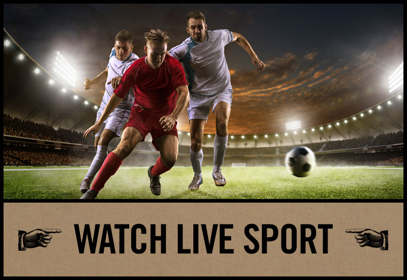 Live Sport at The Bull